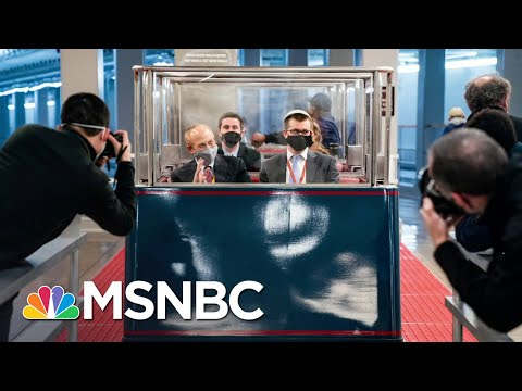 Trump Defense May Try To Hide Behind Constitutionality. But It Was Settled | All In | MSNBC