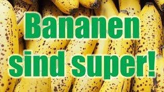 Bananen kaufen, lagern & reifen lassen (Vegane Rohkost)
