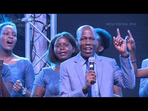 DUFATANE URUNANA MUSIC FESTIVAL EPISODE 2, AMBASSADORS OF CHRIST CHOIR