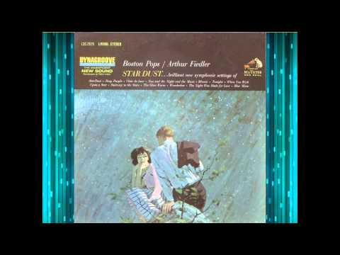 Clair de Lune - Boston Pops - Fiedler