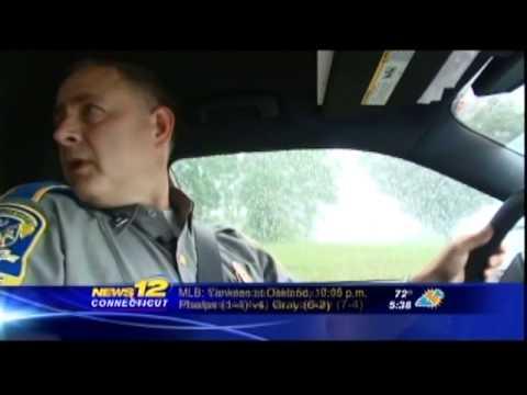 CT State Police Cracks Down on Moses Wheeler Bridge Speeders