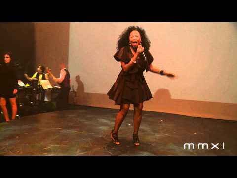 'Anytime You Need a Friend' - Kele Le Roc & Urban Voices Collective - MMXI Live @ Sadler's Wells