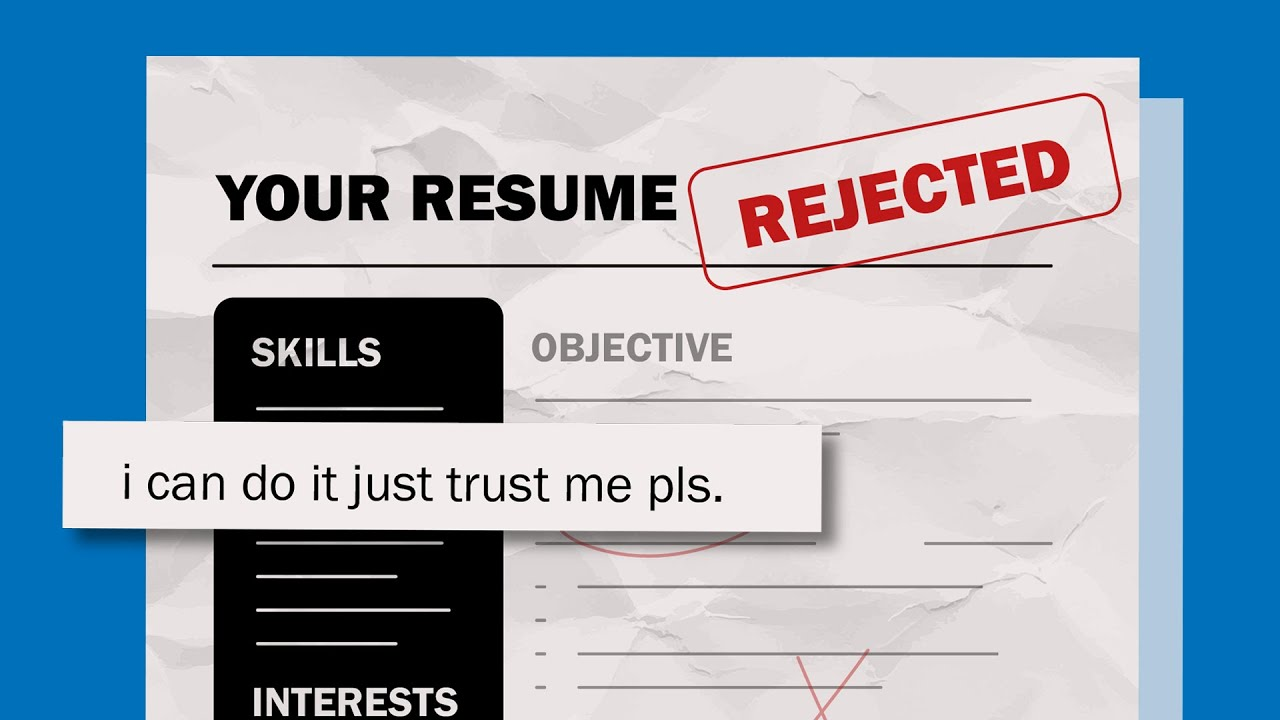 why your resume gets auto-rejected