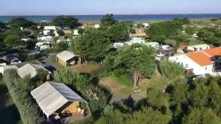 Camping Les Baleines - Saint Clément des Baleines -  Ile de Ré