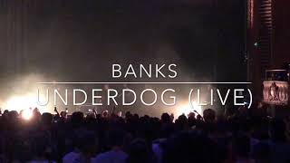 Banks - 'Underdog' Live @ The Riviera in Chicago 9/16/19