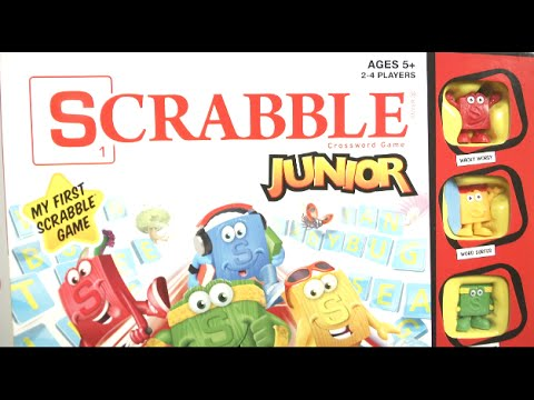 Scrabble Junior from Hasbro