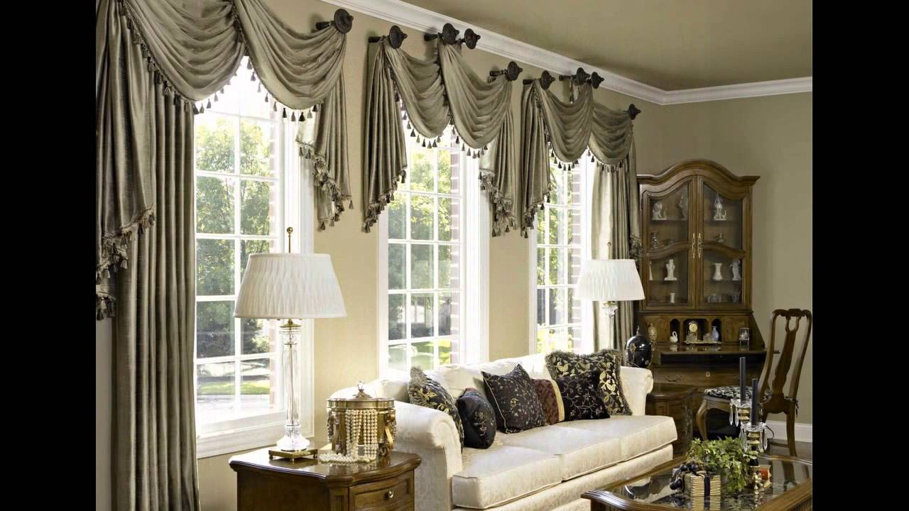 Beautiful Curtains - YouTube