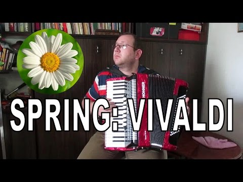 Spring: Vivaldi Accordion