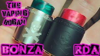 Bonza RDA | The Vaping Bogan X Vandy Vape | Show & Tell + GIVEAWAY!