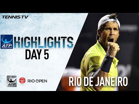 Highlights: Verdasco Shocks Defending Champion Thiem In Rio