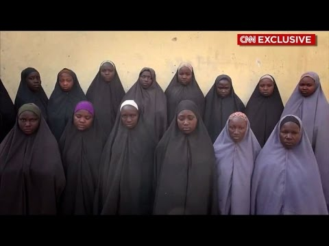 Boko Haram send 'proof of life' video of Chibok girls: CNN
