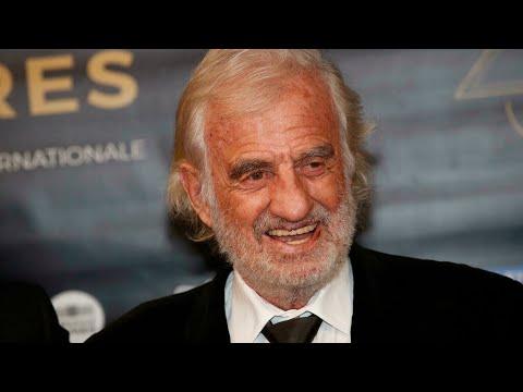 Actor Jean-Paul Belmondo, star of 'Breathless,' dies at 88