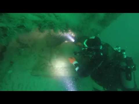 Dive Guernsey - Wreck of the SS Stella - 5-6-16