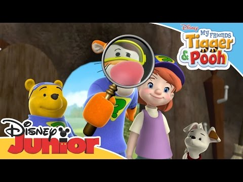 My Friends Tigger and Pooh - Promo | Official Disney Junior Africa
