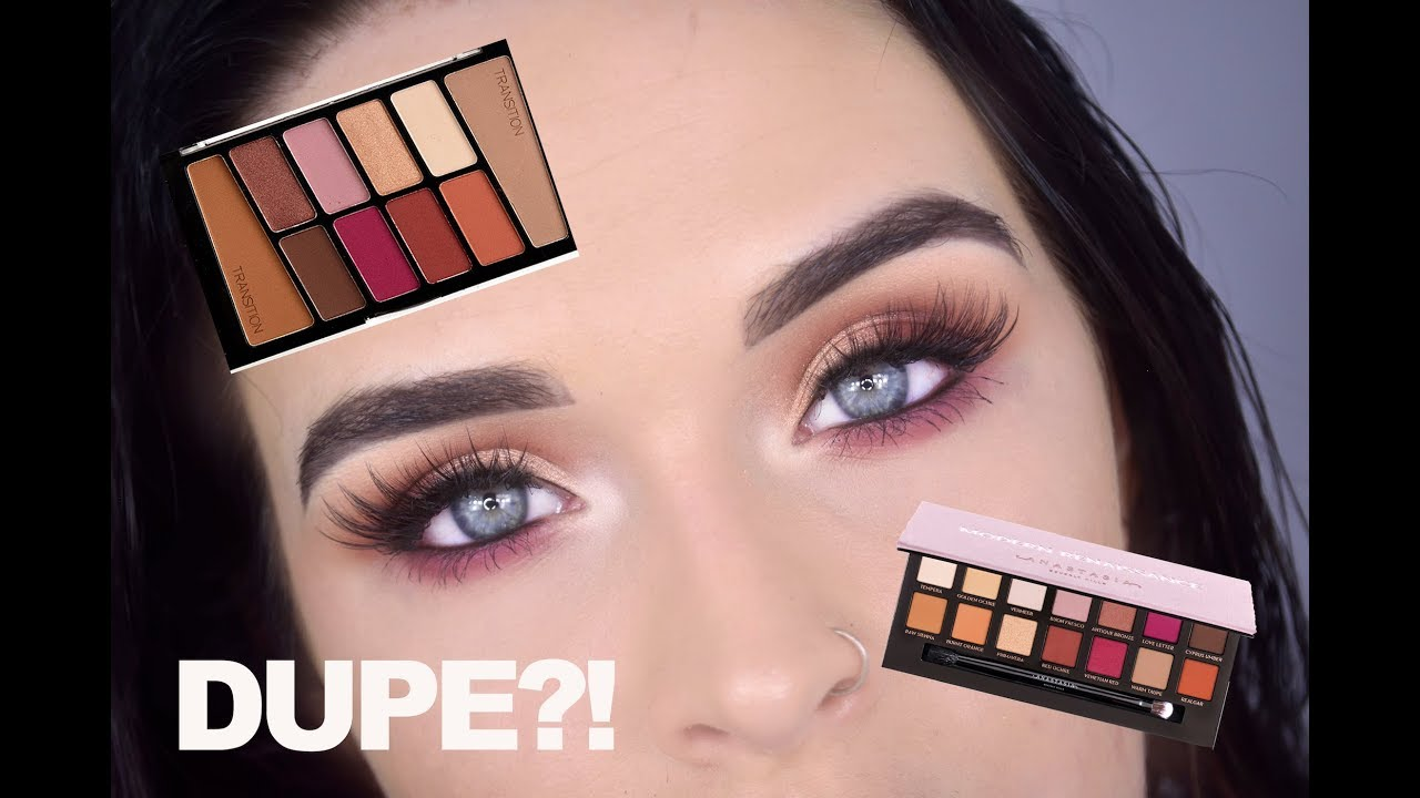 ABH Modern Renaissance VS Wet n Wild Rose In The Air | DUPE?!