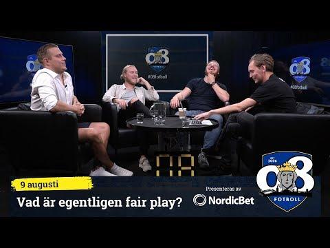 08 Fotboll: Vad är egentligen fair play?