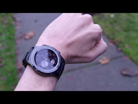 Huawei Watch 2 Classic Android Wear: First Look