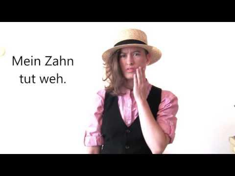 Ich lerne Deutsch 2 - Gesundheit!