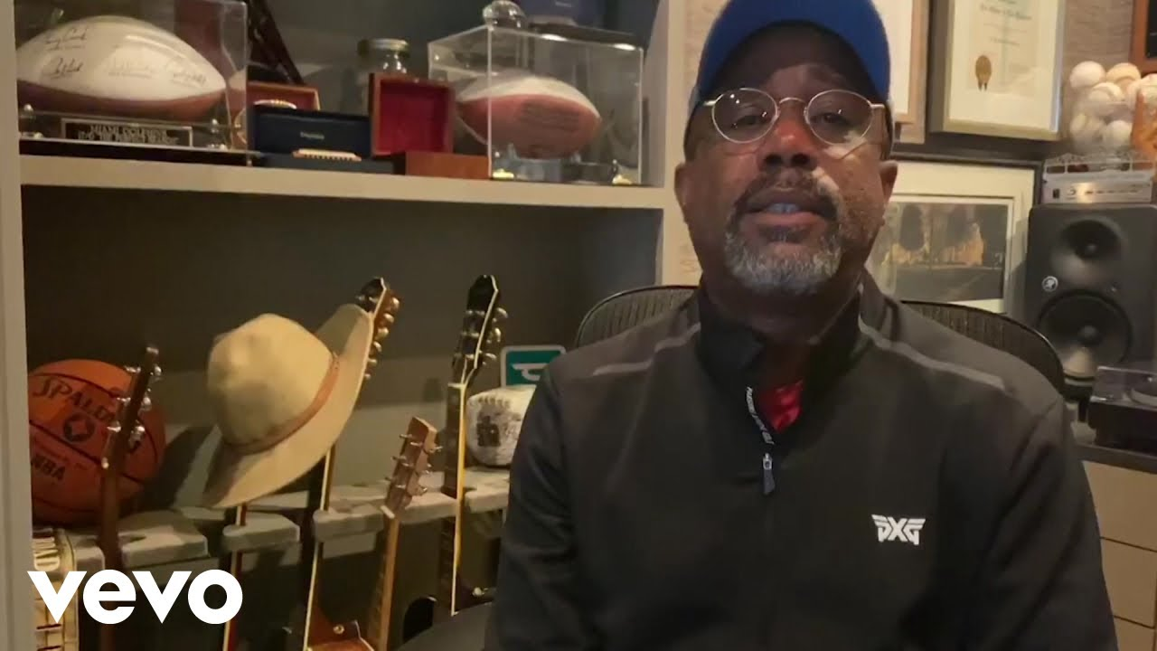 Darius Rucker - Lucille/The Gambler (ACM Presents: Our Country)