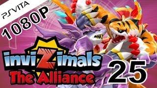 Invizimals The Alliance - Playstation Vita - 1080P - Let's Play Part 25 - Roarhide + Salma