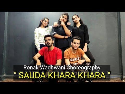 Sauda Khara Khara Dance Video | Good Newwz | Ronak Wadhwani Choreography | Akshay Kumar, Dj Chetas Mp3