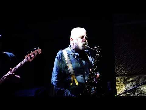 Peter Brötzmann & Black Bombaim (PT), live at MusicBox, Lisbon, 25/10/'17
