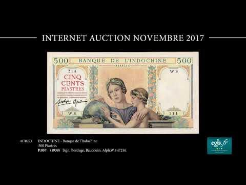 Internet Auction Billets 17