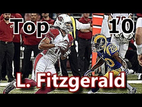 [Updated] Larry Fitzgerald Top 10 Plays of Career
