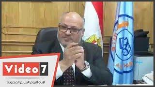 """بالفيديو.. إبراهيم الهدهد: """"لن نسمح بالفوضى داخل جامعة الأزهر"""""""