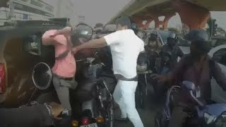 When Bikers Fight Back l Angry people, road rage, chases, mirrorsmashing l  EP.10