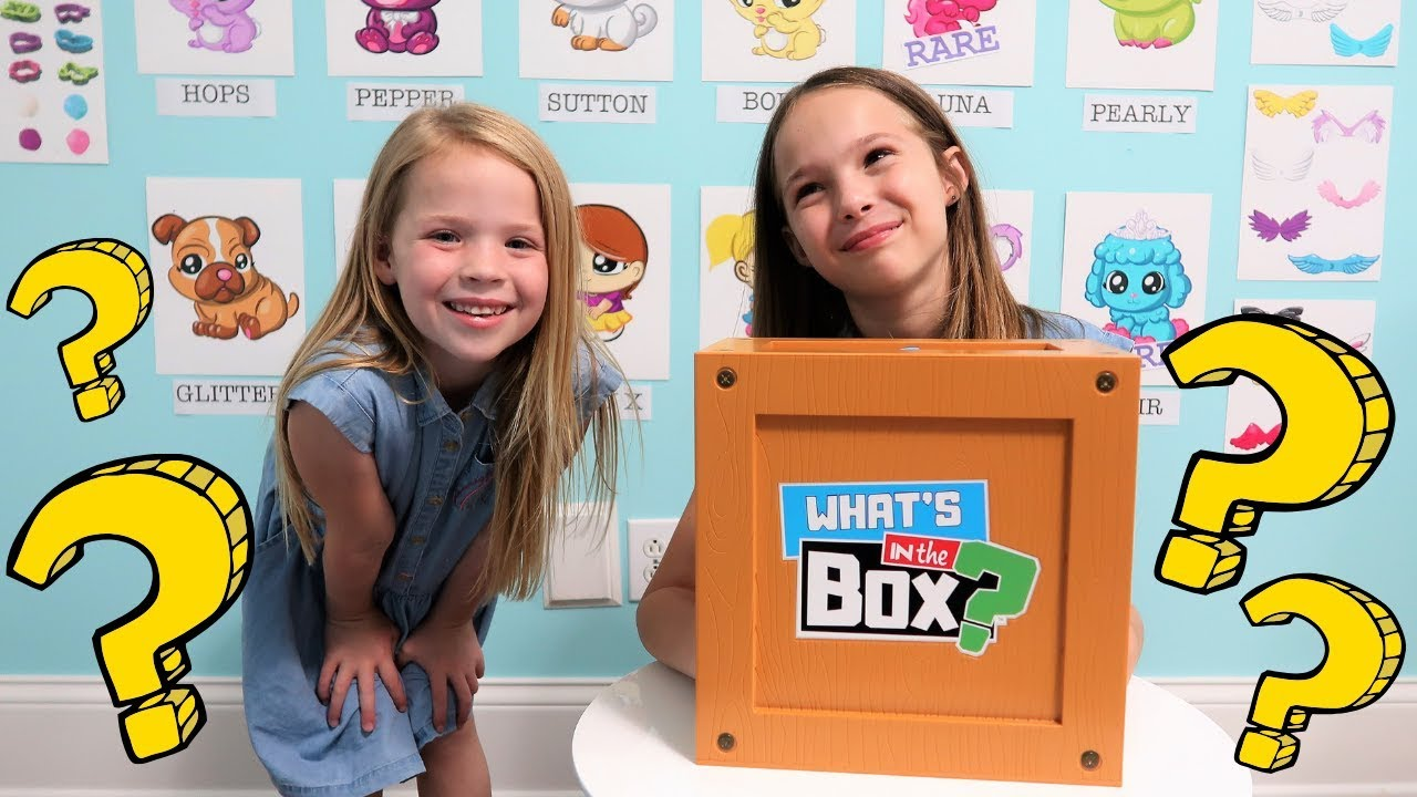 Download What's In the Box Challenge - XOXO Friends