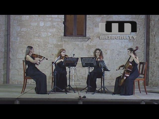 Il bouquet classico del quartetto