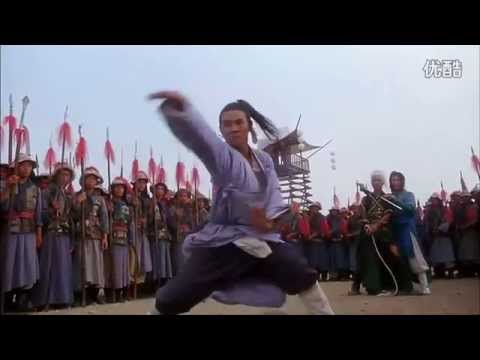 Beautiful Chinese Music 58【Jet Li Kung fu movie clips】 Chinese Kung Fu