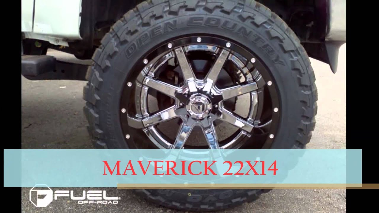 Fuel Offroad 2pc West Coast Wheel Factory Best Prices On