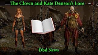 The Clown and Kate Denson's Lore (PTB)| Dbd News