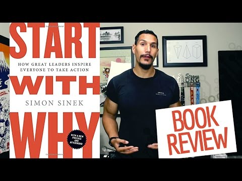 """Start With Why"" Book Review"