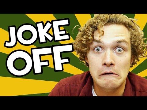 Finn Jones Celebrity Joke Off - LFCC 2014