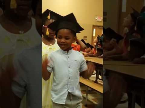 Minnesota early learning academy 2017 graduate