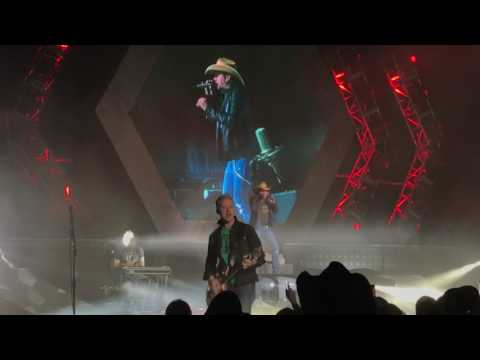 Jas Aldean Intro  They Dt Know 642017 Northwell Jes Beach Theater