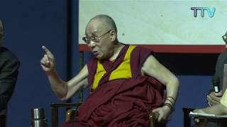 His Holiness the Dalai Lama talk on the
