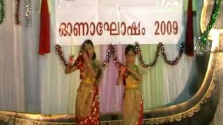 Nandanam Song Dance by Anakha & Asmitha