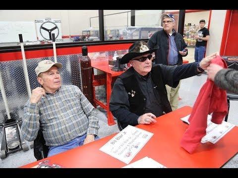 Our Racings Heroes Bill Blair interviews Tim Leeming