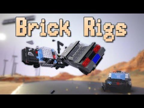 TREX ARE IDEI! I Brick Rigs