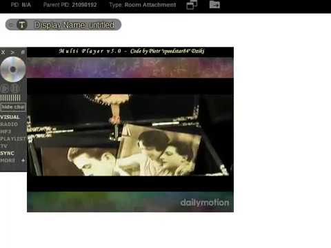 Multi Player - how to play Dailymotion videos
