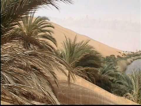 LIBIA - IL SAHARA  Acacus - Fezzan - Laghi di Ubari الصحراء الليبية HD