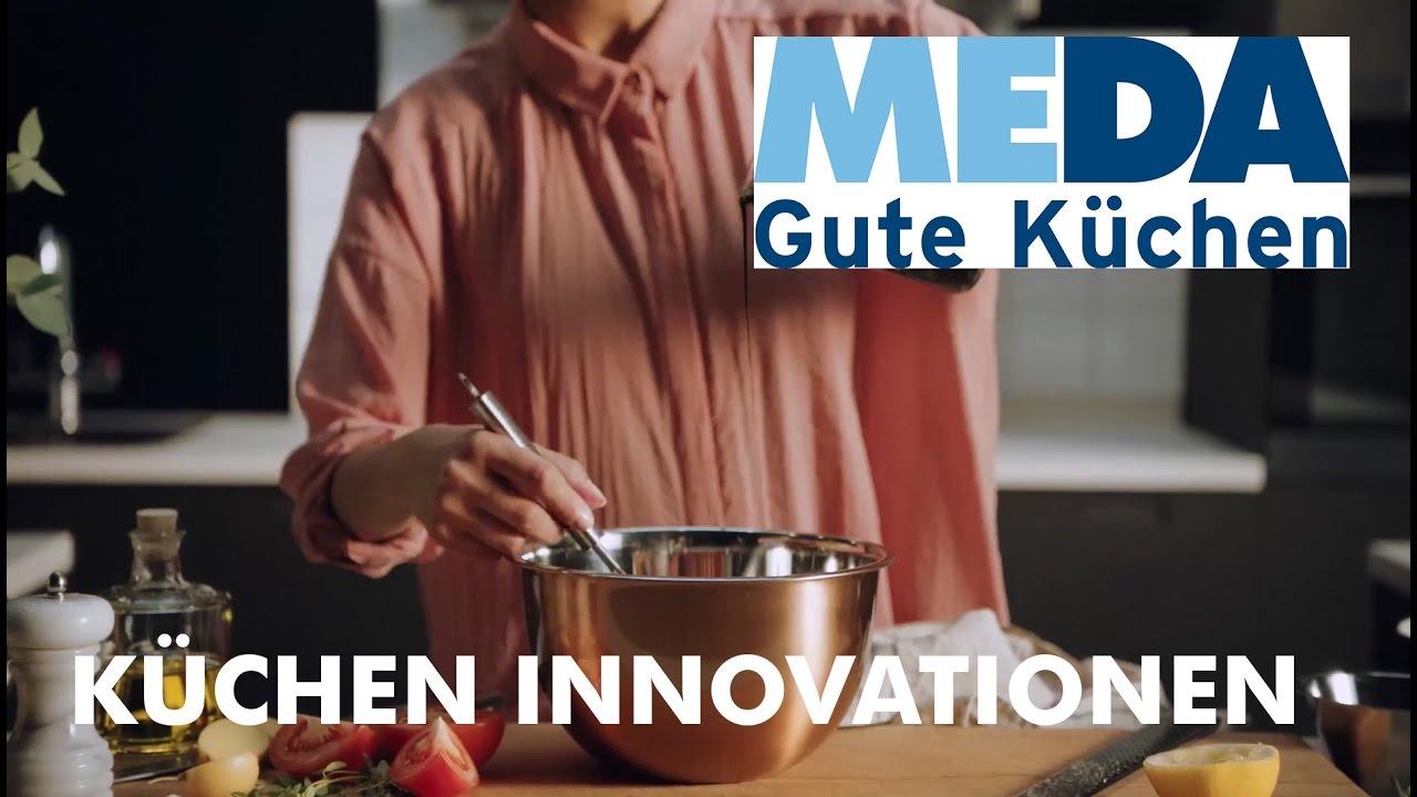 Gute küchenberatung  MEDA Küchen Innovationen - YouTube