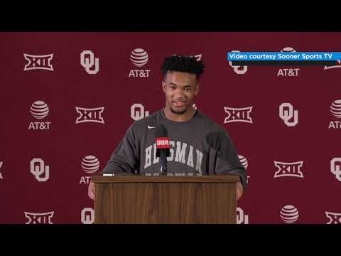OU Football - Kyler Murray at Pro Day