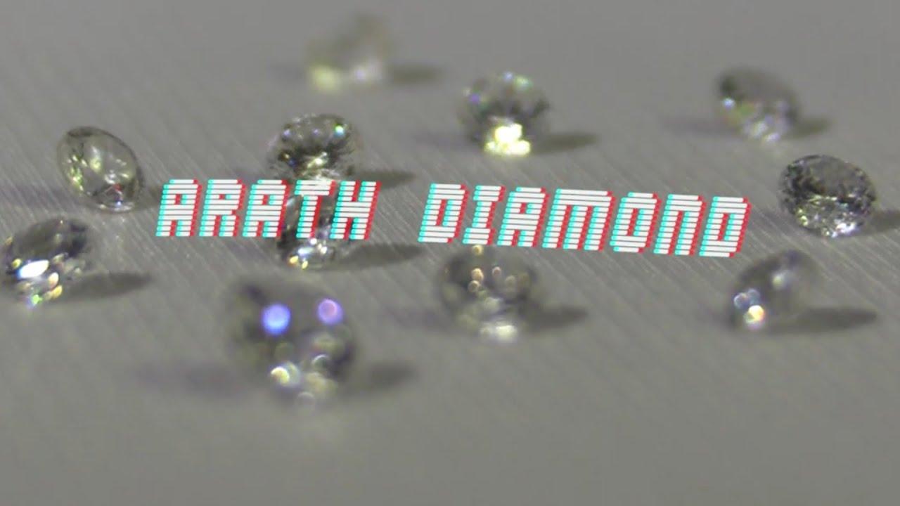 COMO SABER SI UN DIAMANTE ES REAL!?   Arath Diamond