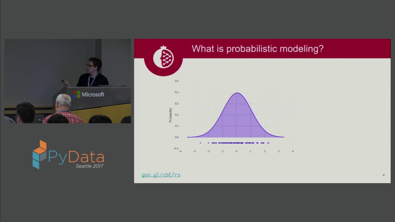 Image from pomegranate: fast and flexible probabilistic modeling in python
