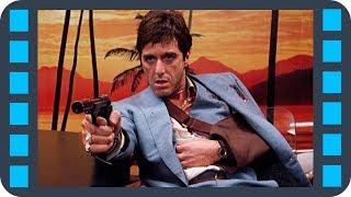 Убийство босса. За все нужно платить —  «Лицо со шрамом» (1983) сцена 5/10 HD